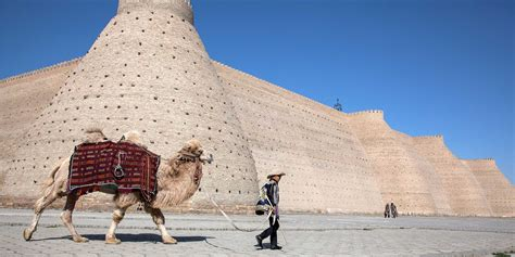 Bukhara's Mosques, Markets & Madrassas - Travelogues from ...