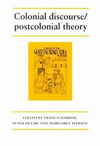 Colonial Discou... Postcolonialism Theory Quotes