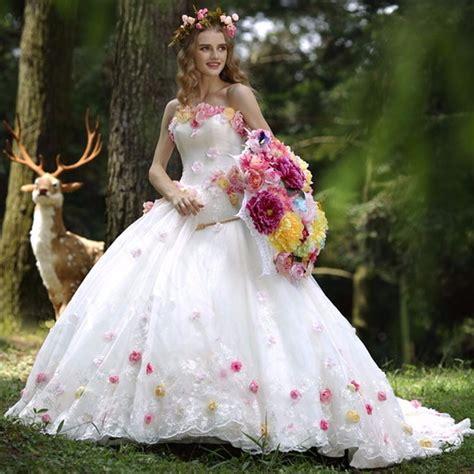 Mano Dress colourful flowers gown new design vestido de festa