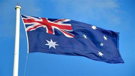 australia day flag raising  citizenship ceremony