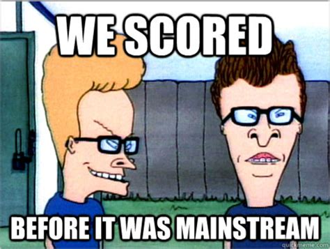 Hipster Glasses Meme - hipster beavis butt head hipster glasses know your meme
