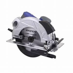 Scie Circulaire Acier : hyundai scie circulaire laser 1350 w avec 2 lames achat ~ Edinachiropracticcenter.com Idées de Décoration