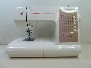 Singer Confidence Model 7463 Electronic Sewing Machine