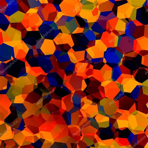 abstract colorful chaotic geometric background