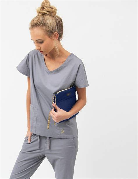 The Medical Clutch - Estate Blue | Nursing fashion ...