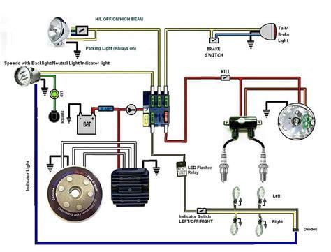 diagram yamaha 650 wiring diagram