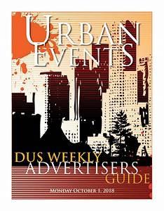 Dus Weekly Advertiser U0026 39 S Guide October 1  2018 By Denver