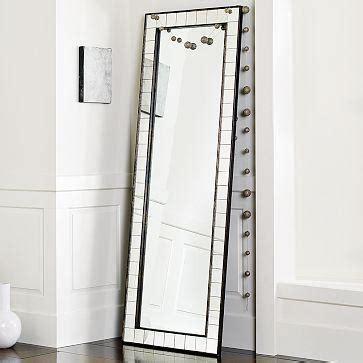 antique floor mirror neiman