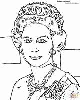 Queen Warhol Andy Coloring Elizabeth Pages Printable Pop Supercoloring Colouring Drawing Ii Getcolorings Painting Artistic Crafts Paintings Popular Category sketch template