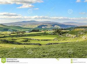 Beautiful Yorkshire Dales Landscape Stunning Scenery ...