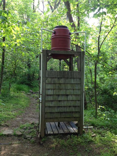 Solar Shower - diy outdoor solar shower home design garden