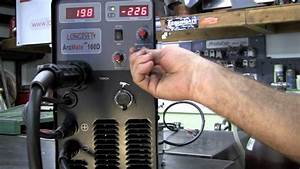Longevity Arcmate 160d 110  220v Mig    Stick Welder 160 Amp