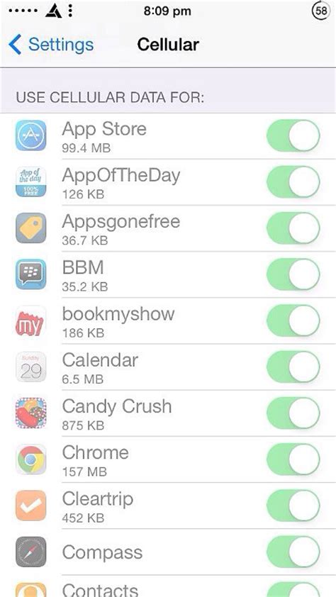 how to check data on iphone how to check cellular data usage in iphone