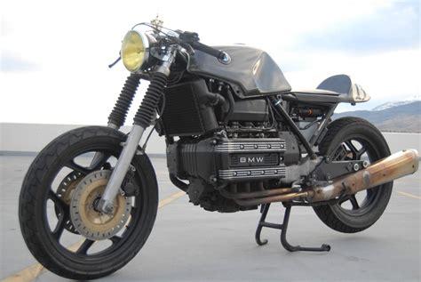 Bmw K100rt Cafe Racer Custom Motorcycle Bobber Cruiser