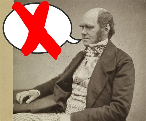 Six Things Darwin Never Said  And One He Did  Darwin Correspondence Project