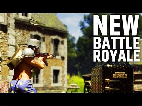 Newest Battle Royale!! \\ Cuisine Royale \\ Kitchen