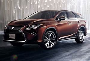 Lexus Rxl  2018  Rx450hl  Al20  Third Generation  Jdm  Photos