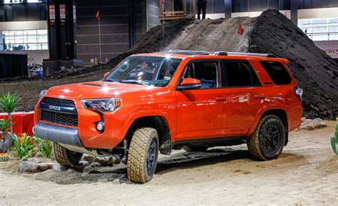 2019 Toyota 4runner Trd Pro Series  Car Photos Catalog 2018