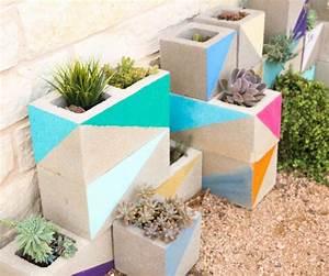 les 25 meilleures idees de la categorie parpaings sur With lovely idee de terrasse exterieur 5 idee decoration bureau original
