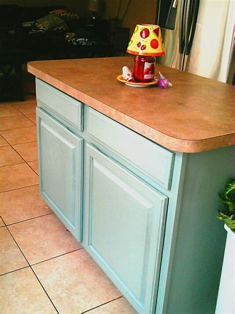 duck egg blue kitchen cabinets kitchen cabinet makeover with sloan chalk paint 8841
