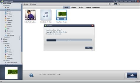 copy to iphone without itunes how to transfer from ipod to iphone without itunes