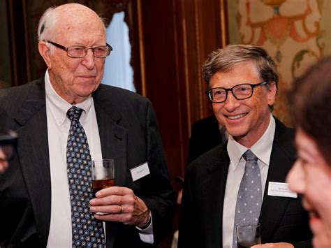 Bill Gates Sr., father of Microsoft cofounder Bill Gates ...