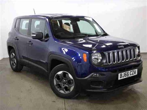 jeep wagon 2016 jeep 2016 renegade 1 6 multijet ii limited station wagon