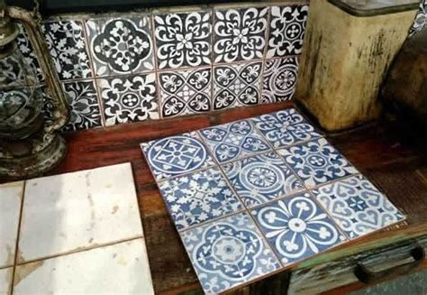 patterned tiles sydney turkish moroccan artisan marrakech