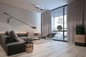 Deco Pour Salon : deco salon ton gris fashion designs ~ Premium-room.com Idées de Décoration