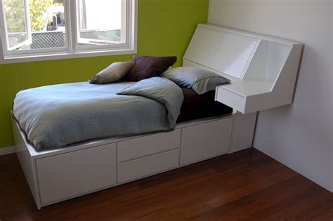 modern bed  storage  royalscourgecom