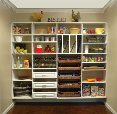Stand Alone Pantry Cabinet Home Depot by Good Walk In Pantry Shelving Systems Homesfeed