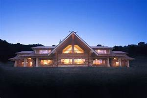 california dreaming a handcrafted log home built to last With maison en rondin prix