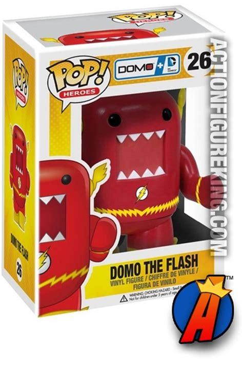 Funko Pop Heroes Flash funko pop heroes domo flash vinyl figure 26