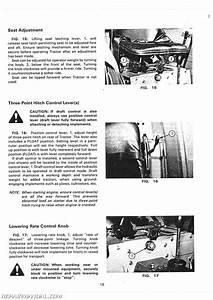 Massey Ferguson Mf1030 And Mf1035 Operators Manual