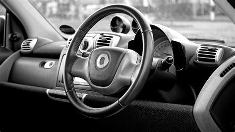 Black Smart Car Steering Wheel · Free Stock Photo