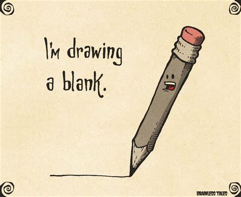 drawing  blank brainless tales