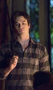 #TVD The Vampire Diaries season 6 Damon | Ian somerhalder ...