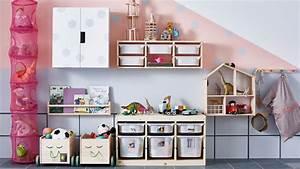 Rangement Chambre Enfants : 7 astuces pour ranger les jouets plus facilement ~ Melissatoandfro.com Idées de Décoration