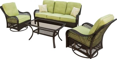 hanover orleans 4 outdoor conversation set with