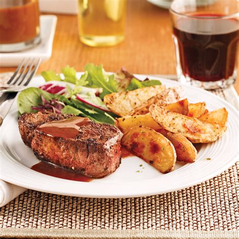 cuisine et vin de recette filets mignons sauce au vin recettes cuisine et