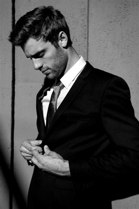 sexy handsome good looking men in suits beautiful man