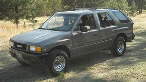 Sell Used 1992 Isuzu Rodeo 4x4 In Boncarbo  Colorado