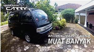 Review Suzuki Carry Futura 1 5 Grv 2001 Dan Test Drive