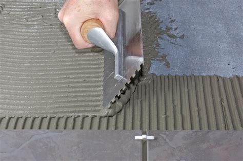 thin set mortar for porcelain tile tile installer thin set standards its verification