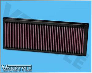 K N Replacement Air Filter - Vw Caddy 04-15 15