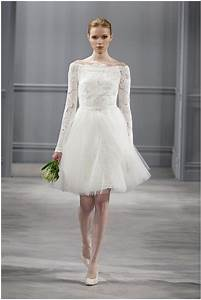 Monique lhuillier spring 2014 bridal collection for Civil wedding dress