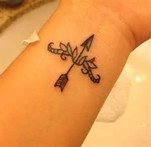 Arrow Tattoo Design