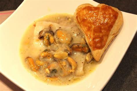 cuisiner des fruits de mer dos de cabillaud et sa sauce aux fruits de mer pour ceux