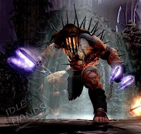 idle hands updated dc unlimited god  war  action figures
