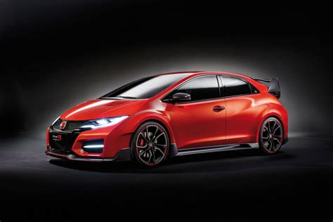 future honda civic 2015 honda civic type r concept blasts into geneva